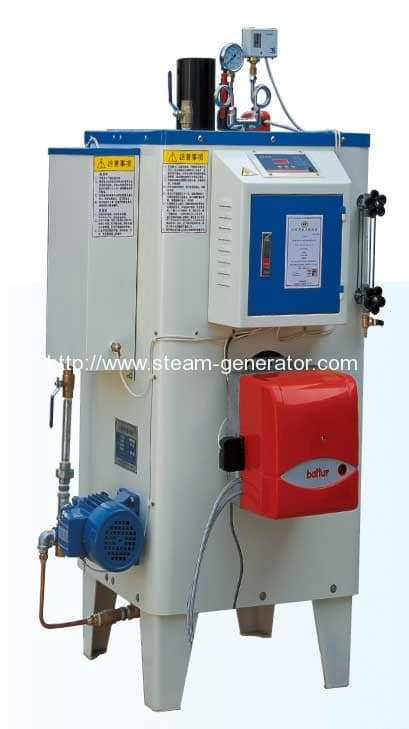 50kg H Gas Or Oil Steam Generators Reliable Steam Boiler