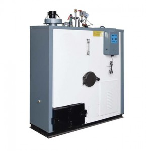 50kg/h wood pellet steam generators