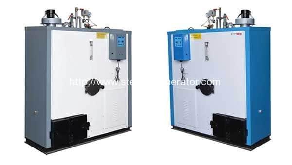 50kg H Wood Pellet Steam Generators Reliable Steam