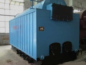 Moving Grate Coal Fired Steam Boilers