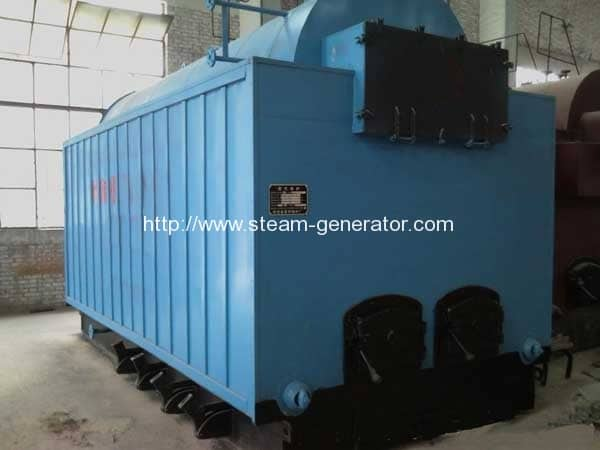Steam boilers are favored in industrial production