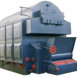 DZL Chain Grate Coal Fired Hot Water Boilers