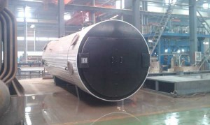 Fire Tube Heat Recovery Steam Generators