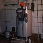 Vertical Water Tube Gas Steam Generator
