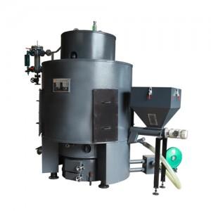 Wood Pellet Steam Generators