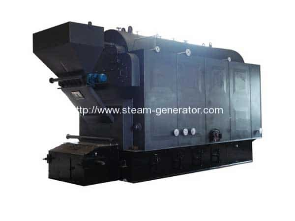 Biomass-pellet-fired-steam-boilers