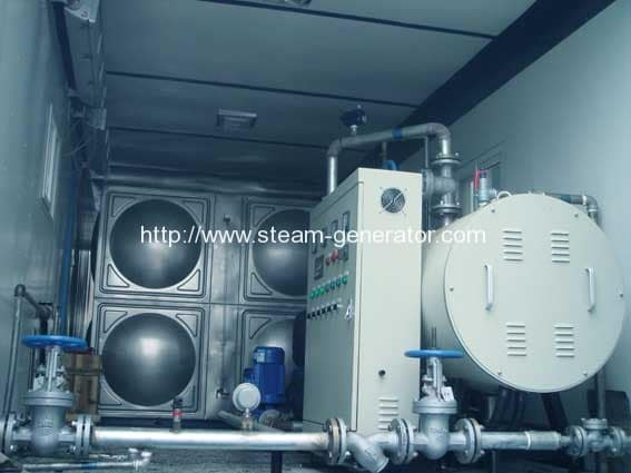 Container-boilers
