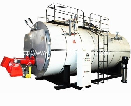 Horizontal Oil/Gas Fired Steam Boilers