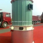 Vertical Fixed Grate Coal Fired Thermal Oil Heaters