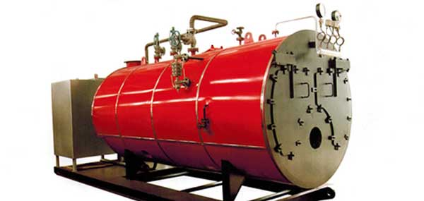 Skid Mounted Gas  Oil Fired Steam Boilers