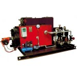 Skid Mounted Gas/Oil Fired Steam Boilers