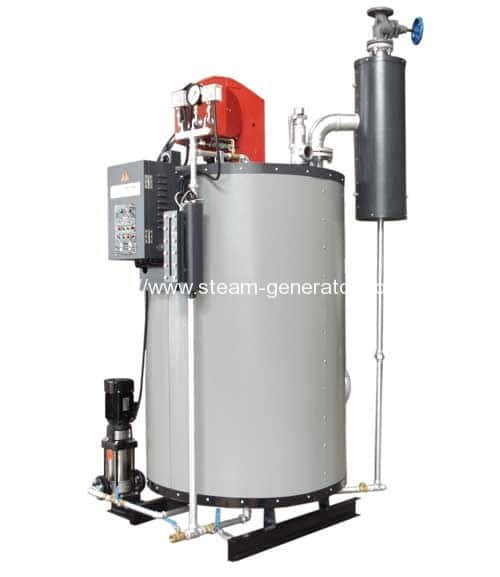 Gas Hot Water Boiler Furnace ~ Water tube oil gas fired steam generators reliable
