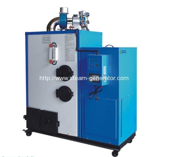 70kg per hour wood pellets steam boilers