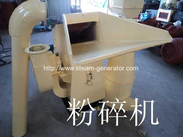 Crusher for biomass pellt making