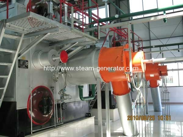 Pulverized Coal Fired Hot Water Boilers