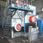 Coal Water Slurry Fuel(CWSF) Steam Boilers-Automization Type