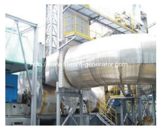 Waste Heat Recovery Boilers for Float Glass Furnace