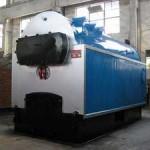 Wood Log Fired Steam Boilers