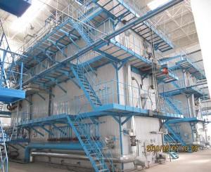 Coal Water Slurry Fuel (CWSF) Steam Boiler-Fluidization Suspension Type