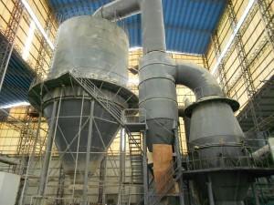 Coal Water Slurry Hot Air Generator for Ceramic Industry