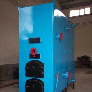 New Type No Drum Coal Fired Hot Water Boilers