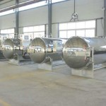 Full Automatic Steam Autoclave / Steam Retort