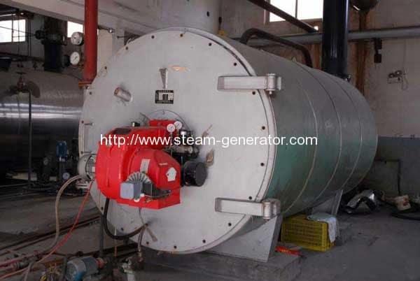 1500kw Diesel Oil Thermal Oil Heater Reliable Steam