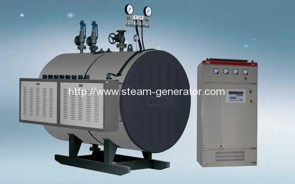 20000kg-electric-heating-steam-boiler-with-PLC-control-cabinet