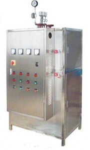300kg/h Stainless Steel Shell Electric Steam Boilers