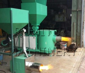 50000Kcal Wood Pellet Burner