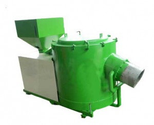 Biomass Pellet Burner for Aluminium Melting Furnace