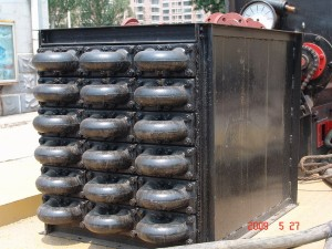 Cast Iron Steam Economizer
