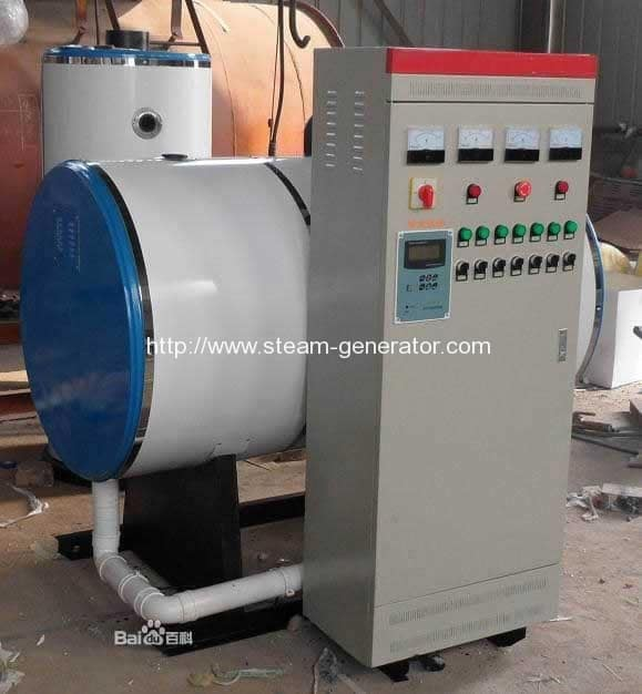 Horizontal Electric Hot Water Boilers Reliable Steam