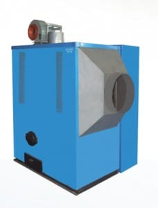High Temperature Wood Pellet Hot Air Generators