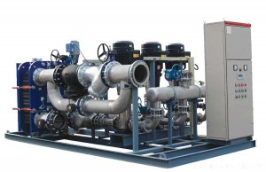 Plate Heat Exchanger Units