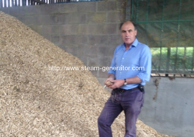 Sandystones venue for biomass heating open day