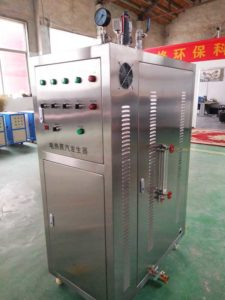 Small Stainless Steel Shell Electric Steam Generators