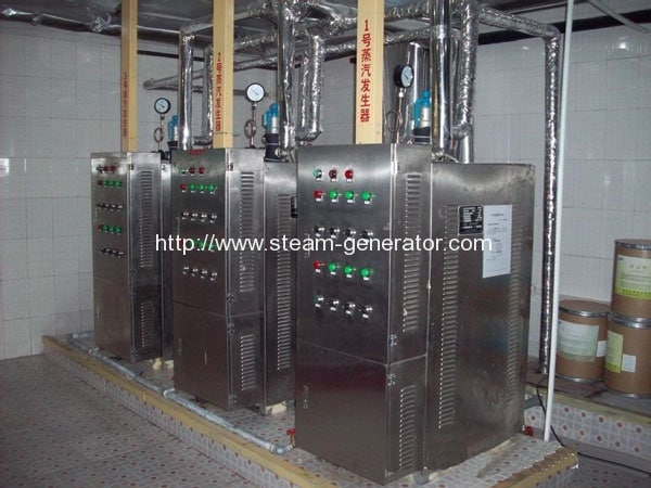 Stainless-Steel-Shell-Electric-Steam-Generators