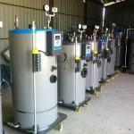 Vertical Biomasss Pellet Thermal Oil Heaters