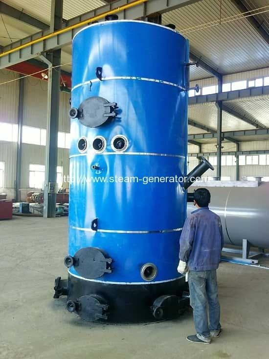 Vertical Wood Pellet Hot Water Boilers | Reliable Steam ...