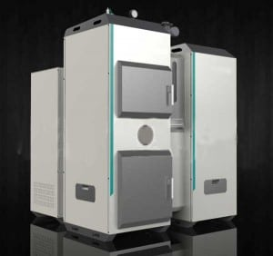 New Type 58KG/H Wood Pellet Steam Boilers
