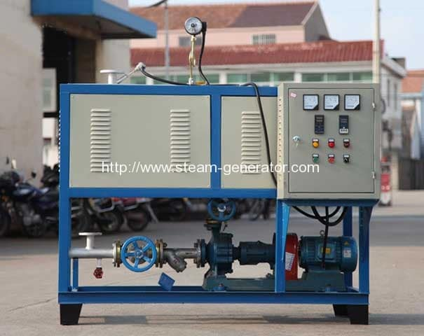 Electric Thermal Oil Heaters