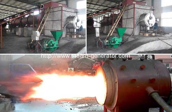 Pulverized Coal Fired Boiler ~ Pulverized coal burner reliable steam boiler thermal
