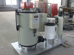 Skid Mounted Oil/Gas Steam Generators