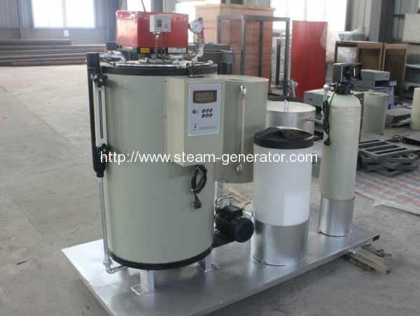 Skid Mounted Oil Gas Steam Generators Reliable Steam