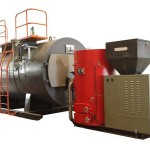 Wood Pellet Gasification Steam Boilers
