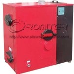 Central Heating Wood Pellet Hot Water Boilers
