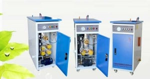 High Pressure Electric Steam Generator