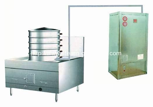 LPG Electric Steam Generators