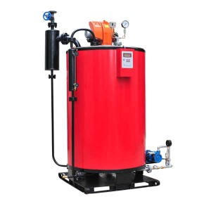 Top Blower Vertical Water Tube Oil/Gas Steam Boilers